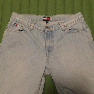 4.99 SHIPS Tommy Hilfiger 7 Jill Jeans Faded Clean